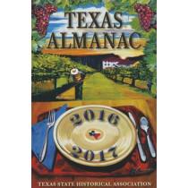Texas Almanac 2016-2017 by Elizabeth Cruce Alvarez, 9781625110336
