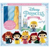 Disney Princess Crochet by Jessica Ward, 9781626864443