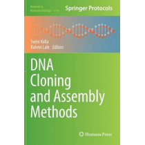 DNA Cloning and Assembly Methods by Svein Valla, 9781627037631