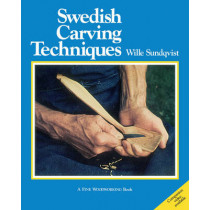 Swedish Carving Techniques by Wille Sundqvist, 9781627106733