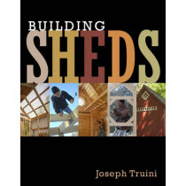 Building Sheds by Joseph Truini, 9781627107709