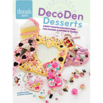 Decoden Desserts: Sweet Shoppe Decorations for Phones & Favorite Thing by Cathie Filian, 9781627109703