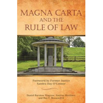 Magna Carta and the Rule of Law by Daniel Barstow Magraw, 9781627226974