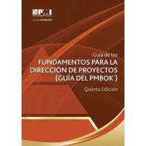 Guaa de los Fundamentos Para la Direccian de Proyectos (guaa del PMBOK): [Spanish version of: A Guide to the Project Management Body of Knowledge (PMBOK Guide)] by Project Management Institute, 9781628250091