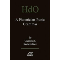 A Phoenician-Punic Grammar by Charles R Krahmalkov, 9781628370317