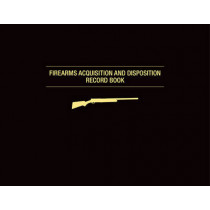 Firearms Acquisition and Disposition Record Book by Jay Cassell, 9781628736854