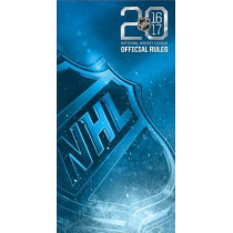 2016-2017 Official Rules of the NHL by National Hockey League, 9781629373089