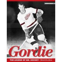 Gordie: The Legend of Mr. Hockey by Detroit Free Press, 9781629373928