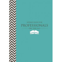 Address Book for Professionals on the Go by Lecturer in Law Colin Scott, 9781630224097