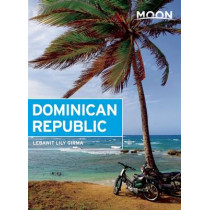 Moon Dominican Republic, 5th Edition by Lebawit Lily Girma, 9781631212871