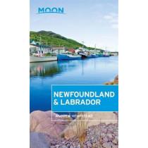 Moon Newfoundland & Labrador by Andrew Hempstead, 9781631215704