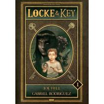 Locke & Key Master Edition Volume 1 by Joe Hill, 9781631402241