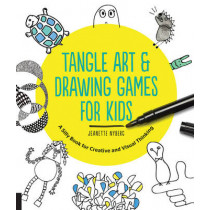 Tangle Art and Drawing Games for Kids: A Silly Book for Creative and Visual Thinking by Jeanette Nyberg, 9781631591266