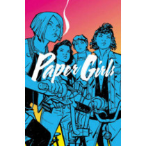 Paper Girls Volume 1 by Cliff Chiang, 9781632156747
