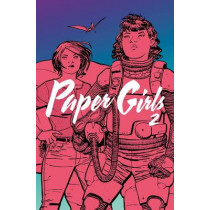 Paper Girls Volume 2 by Cliff Chiang, 9781632158956