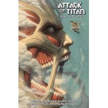 Attack On Titan Anthology by Tomer Hanuka, 9781632362582