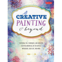 Creative Painting & Beyond by Alix Adams, 9781633220164