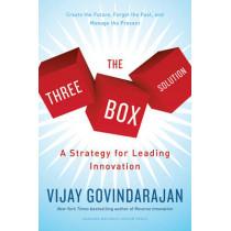 The Three-Box Solution: A Strategy for Leading Innovation by Vijay Govindarajan, 9781633690141