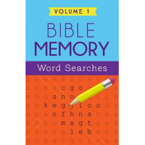 Bible Memory Word Searches Volume 1 by Barbour Publishing, 9781634097116