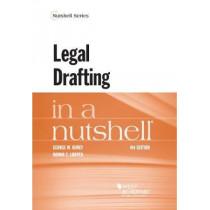 Legal Drafting in a Nutshell by George Kuney, 9781634603195