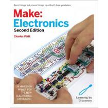 Make: Electronics, 2e by Charles Platt, 9781680450262