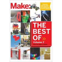Best of Make: V 2 by The Editors of Make, 9781680450323