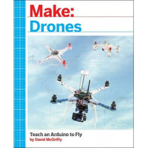 Make: Drones by David McGriffy, 9781680451719