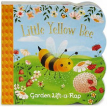 Little Yellow Bee by Ginger Swift, 9781680520835