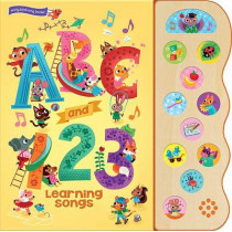 ABC and 123 Learning Songs by Scarlett Wing, 9781680521474