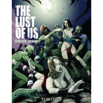 The Lust Of Us by Dickman Robert Hardlard Charlie, 9781681120478
