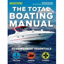 Total Boating Manual by Kevin Falvey, 9781681880457