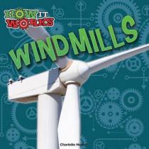 Windmills by Charlotte Hunter, 9781681917894
