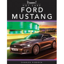 Ford Mustang by Charles Piddock, 9781681918488