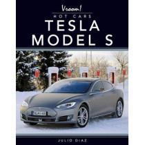 Tesla Model S by Julio Diaz, 9781681918501