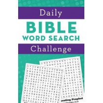 Daily Bible Word Search Challenge by Compiled by Barbour Staff, 9781683224792