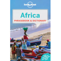 Lonely Planet Africa Phrasebook & Dictionary by Lonely Planet, 9781741042276