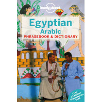 Lonely Planet Egyptian Arabic Phrasebook & Dictionary by Lonely Planet, 9781741791334