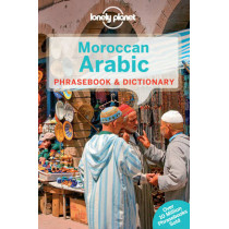 Lonely Planet Moroccan Arabic Phrasebook & Dictionary by Lonely Planet, 9781741791372
