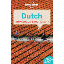 Lonely Planet Dutch Phrasebook & Dictionary by Lonely Planet, 9781741792744
