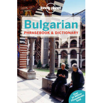 Lonely Planet Bulgarian Phrasebook & Dictionary by Lonely Planet, 9781741793314