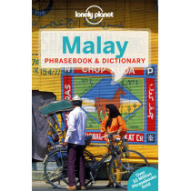 Lonely Planet Malay Phrasebook & Dictionary by Lonely Planet, 9781741793376