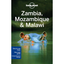 Lonely Planet Zambia, Mozambique & Malawi by Lonely Planet, 9781741797220