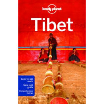 Lonely Planet Tibet by Lonely Planet, 9781742200460