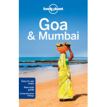 Lonely Planet Goa & Mumbai by Lonely Planet, 9781742208039