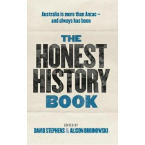 The Honest History Book by David Stephens, 9781742235264