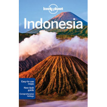 Lonely Planet Indonesia by Lonely Planet, 9781743210284