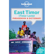 Lonely Planet East Timor Phrasebook & Dictionary by Lonely Planet, 9781743211823