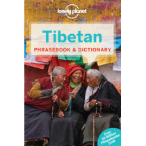 Lonely Planet Tibetan Phrasebook & Dictionary by Lonely Planet, 9781743211830