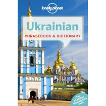 Lonely Planet Ukrainian Phrasebook & Dictionary by Lonely Planet, 9781743211854