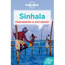 Lonely Planet Sinhala (Sri Lanka) Phrasebook & Dictionary by Lonely Planet, 9781743211922